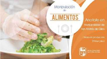 Curso Manipuladores de Alimentos